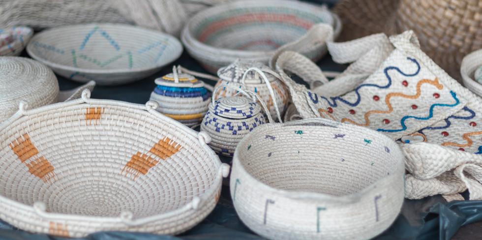 Tour de compra de artesanía Warao