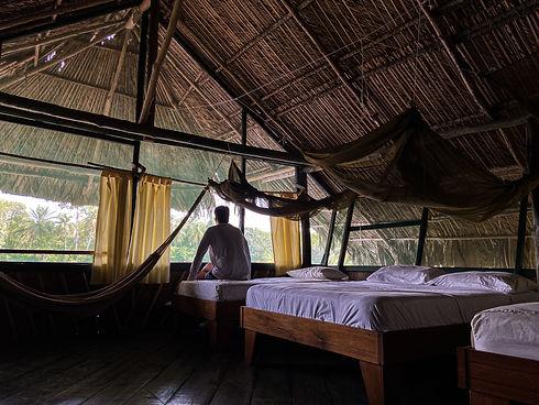Habitación en Orinoco Delta Lodge