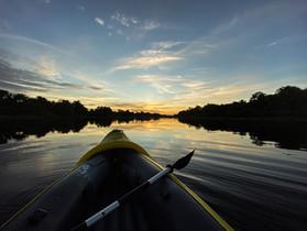 Paseos en kayak y canoa
