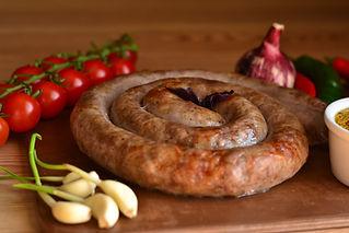 Колбаса гриль свинина