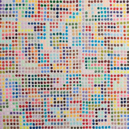 Dots Composition, 2015