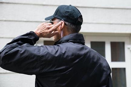 Agent rondier intervenant à Paris