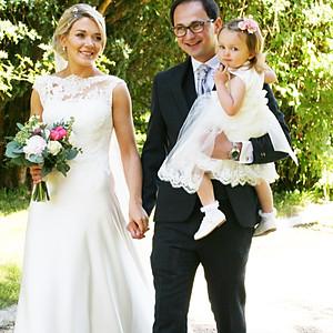 Tom & Camilla Restorick Wedding
