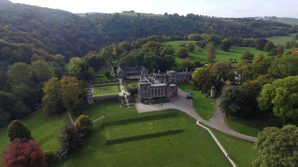 Ilam Park, Peak District