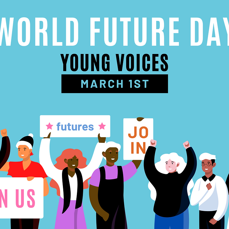 World Futures Day - Young voices