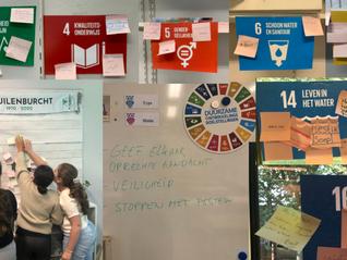 Celebrating six years of United Nations Sustainable development goals
