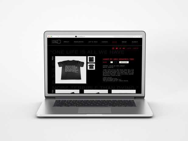 Merch (website).
