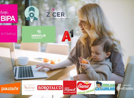 Zagreb 15.9.2020. Konferencija za Mame poduzetnice i one koje to planiraju postati