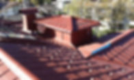 tegola prefa rosso ossido in trentino.lattoneria bergspenglerei