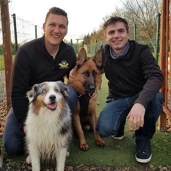 EDUC DOG et SYNERGY DOG