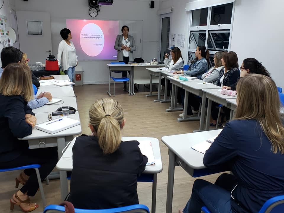 Os saberes da Coordenação Pedagógica - F
