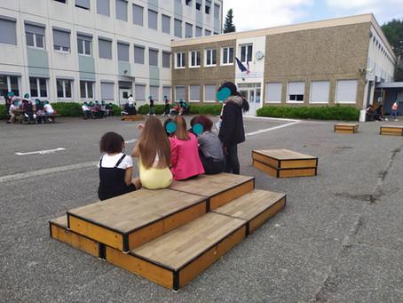Co-Construction des collèges en Haute-Garonne #2 : Collège Voltaire