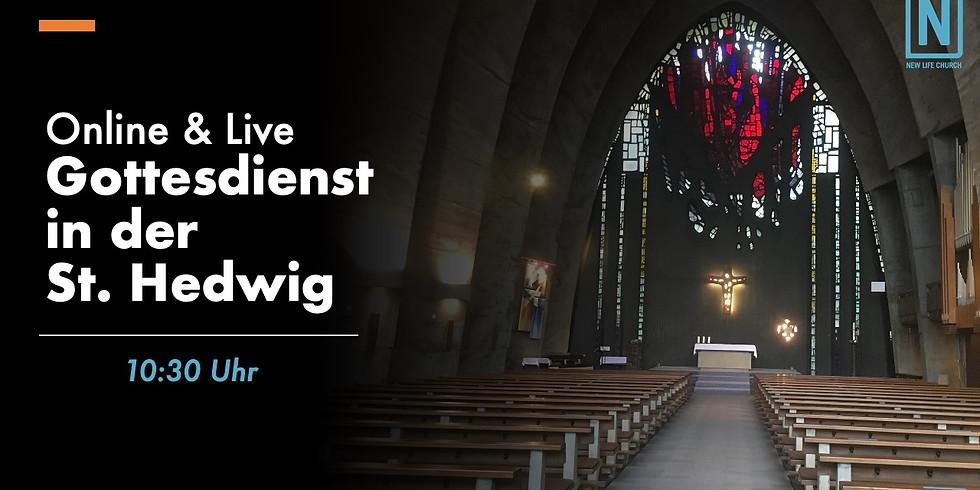 02.05 | Gottesdienst in der St. Hedwig - Oberursel
