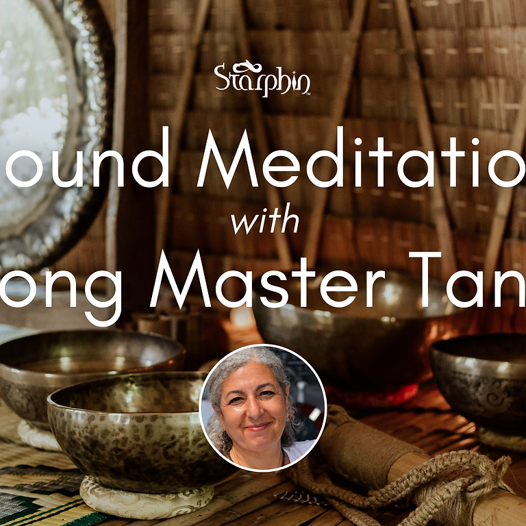 Gong Sound Meditation with Gong Master Tania