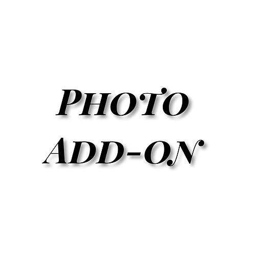 Photo Add-On