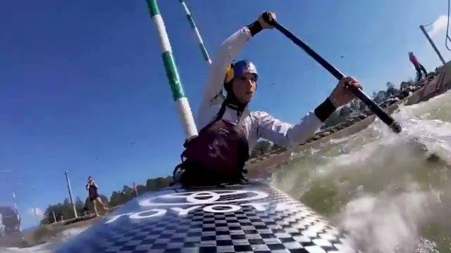 Jess Fox - Canoe Slalom