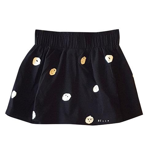 Happy Dot Skirt