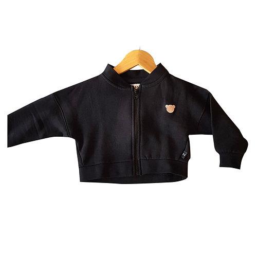 Baloon Jacket Black