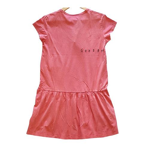 Goodbye Slouch Dress