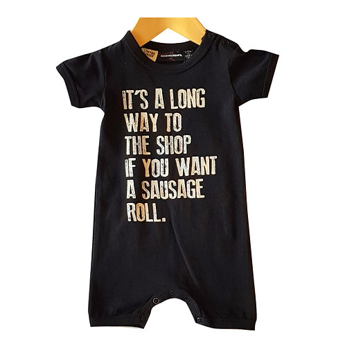 Its a Long Way To The Shop Tee