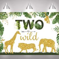 Two wild.