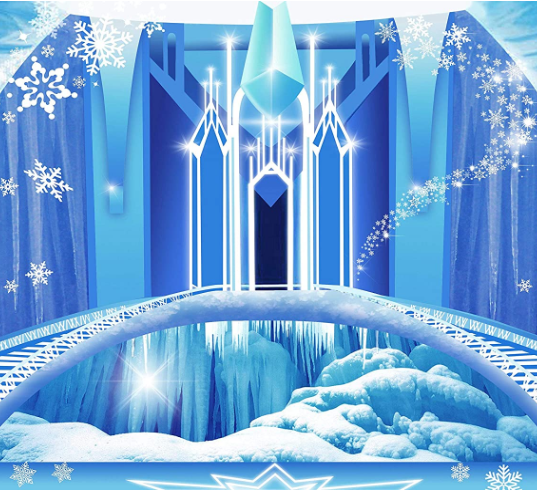 Frozen Backdrop