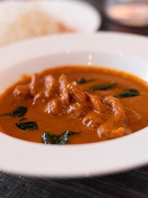 Spice Of America- Prawns Curry w Rice.JP