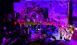 Room Purple