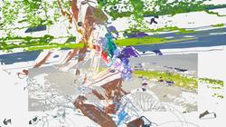 Abstract Biker Multi