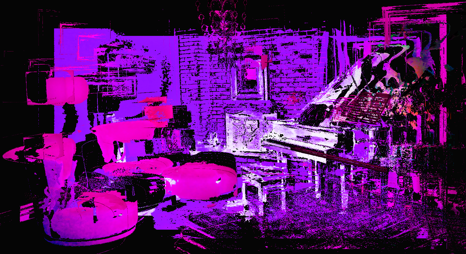 Piano Purple