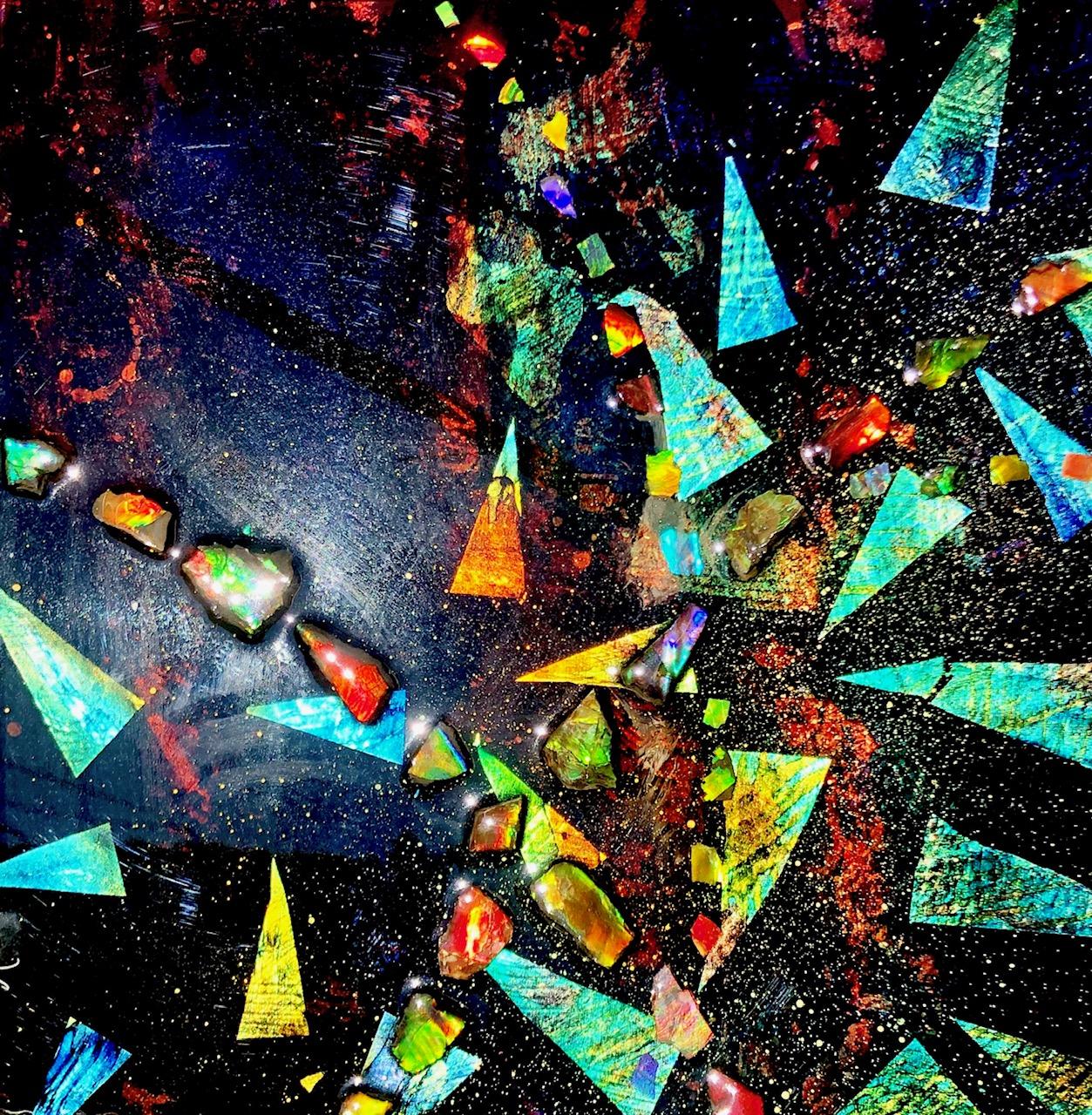 Midnight Ammolite