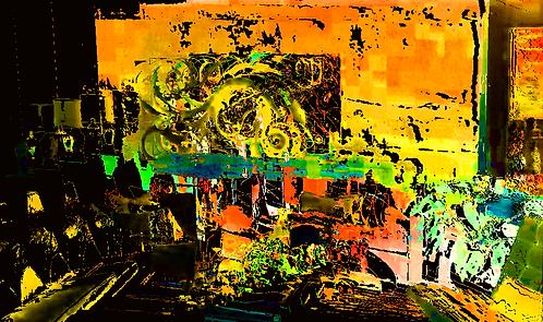 Explosionorange