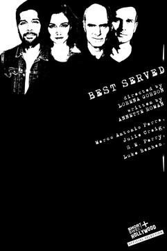 BEST SERVED Official Poster 12x18