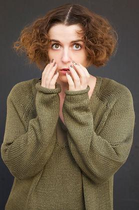 Diane Baldwin Comedy Shot