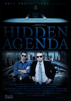 HIDDEN AGENDA Official Poster