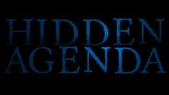 HIDDEN AGENDA Deliverable