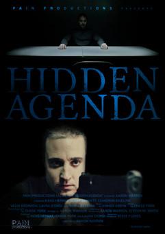 HIDDEN AGENDA Poster 2