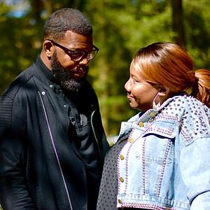 Pastor Thomas and Chrystall