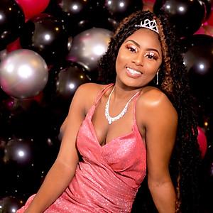 Asani's Sweet 16 Birthday Shoot