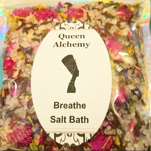 Breathe Salt Bath