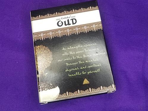 Oud Cone Incense