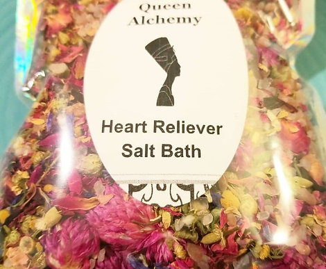 Heart Reliever Salt Bath