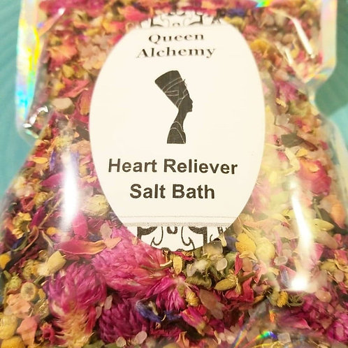 Heart Reliever Salt Bath