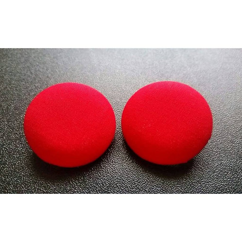 FABB Red Button Studs
