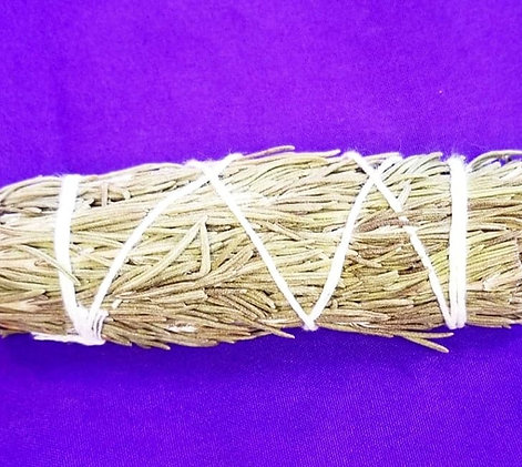 Rosemary Smudge Wand