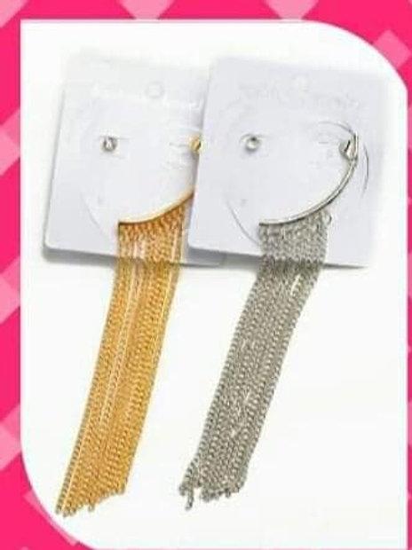 Chain Ear Cuffs