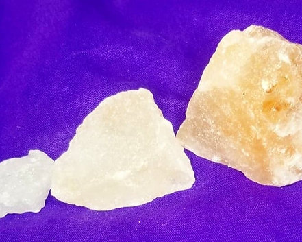 Pink Himalayan Salt Chunk