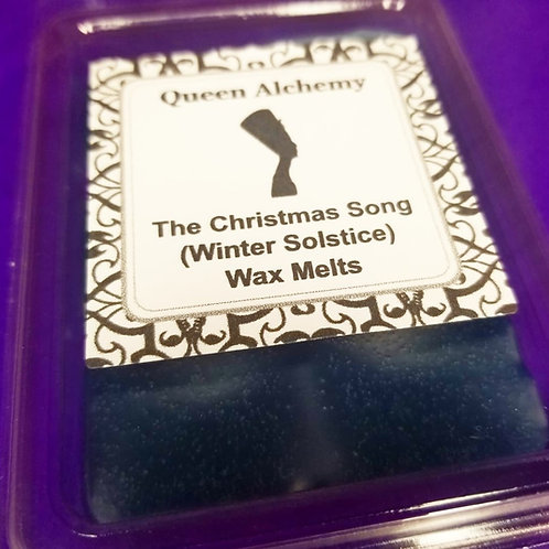 The Christmas Song (Winter Solstice) Wax Melts