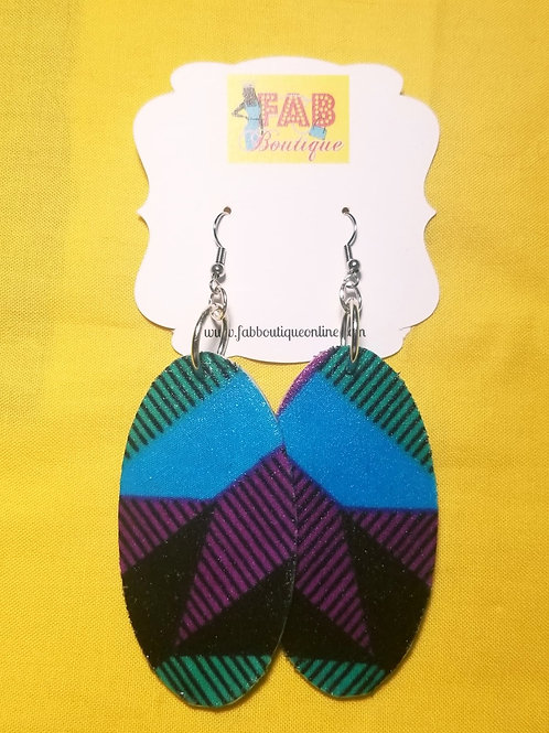 FABB Odudua Oval Earrings