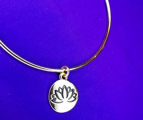 Golden Token Charm Bracelets